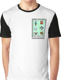 THE MUNCHIES Graphic T-Shirt