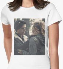 Riverdale - Jughead & Betty Womens Fitted T-Shirt