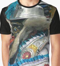 Folk Dancing Corso Wong Graphic T-Shirt