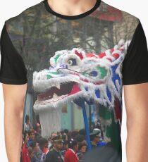 Chinese Dragon - Corso Wong Graphic T-Shirt
