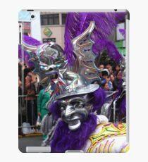 Folk Dancing Diablada Corso Wong iPad Case/Skin