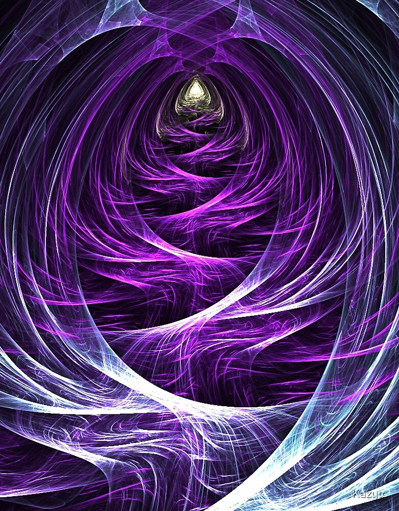 Voyage to Eternal Light by Kazytc