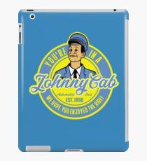 JohnnyCab iPad Case/Skin