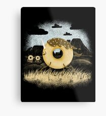 Mr. Sprinkles Metal Print
