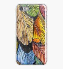 Beauty among Giants iPhone Case/Skin