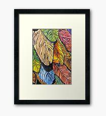 Beauty among Giants Framed Print