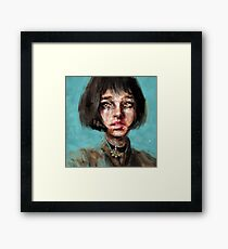 Leon The Professional Mathilda Framed Print