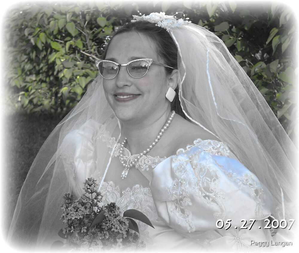 Dreaming of Being a Bride by Peggy Langan