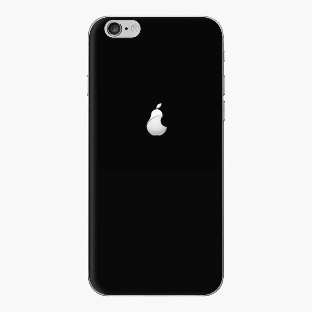 Logotipo de pera Vinilo para iPhone
