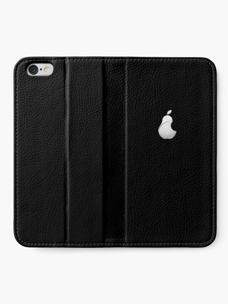 Alternative Ansicht von Birnen-Logo iPhone Flip-Case