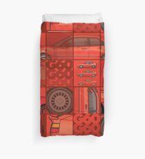 VDub Rado G60 Red Duvet Cover