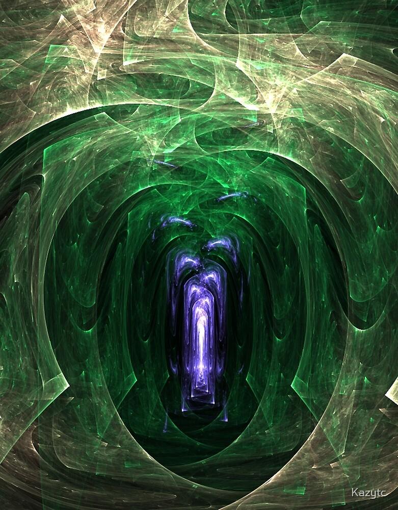 Enter Emerald Portal by Kazytc