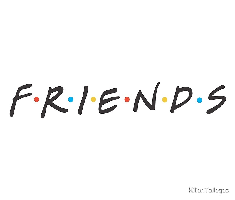 Friends Tv Logo on shark images free