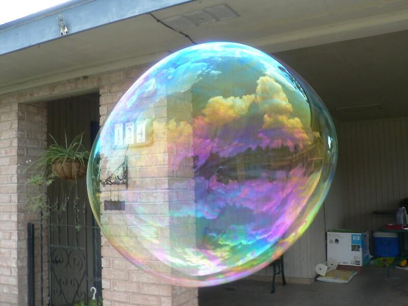 Bubbles & Clouds by emilie381