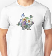 springtime flying Rosa T-Shirt