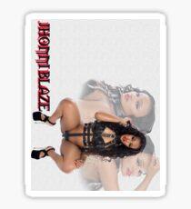 BABE 41 Sticker