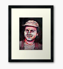 Mac DeMarco Painting Framed Print
