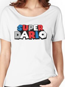 Super Dario Women's Relaxed Fit T-Shirt