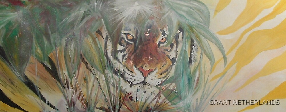 ENDANGERED TIGER COLLECTION 2 by GRANT NETHERLANDS