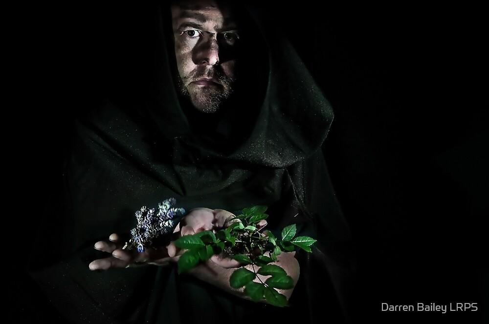 Earth Warrior, Natures Soldier by Darren Bailey LRPS