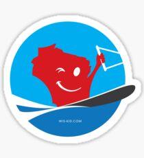 SLALOM Wis-Kid Sticker