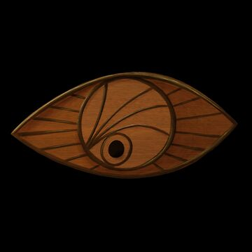 Lemony Snicket Eye by Akazoku