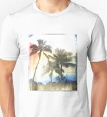Palm trees T-Shirt Sunset  Unisex T-Shirt