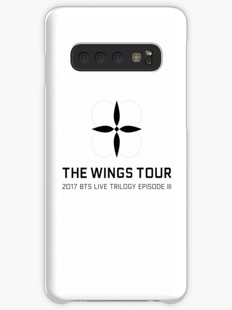 'BTS The Wings Tour' Case/Skin for Samsung Galaxy by nurfzr