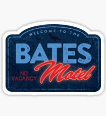 Bates Motel Sticker