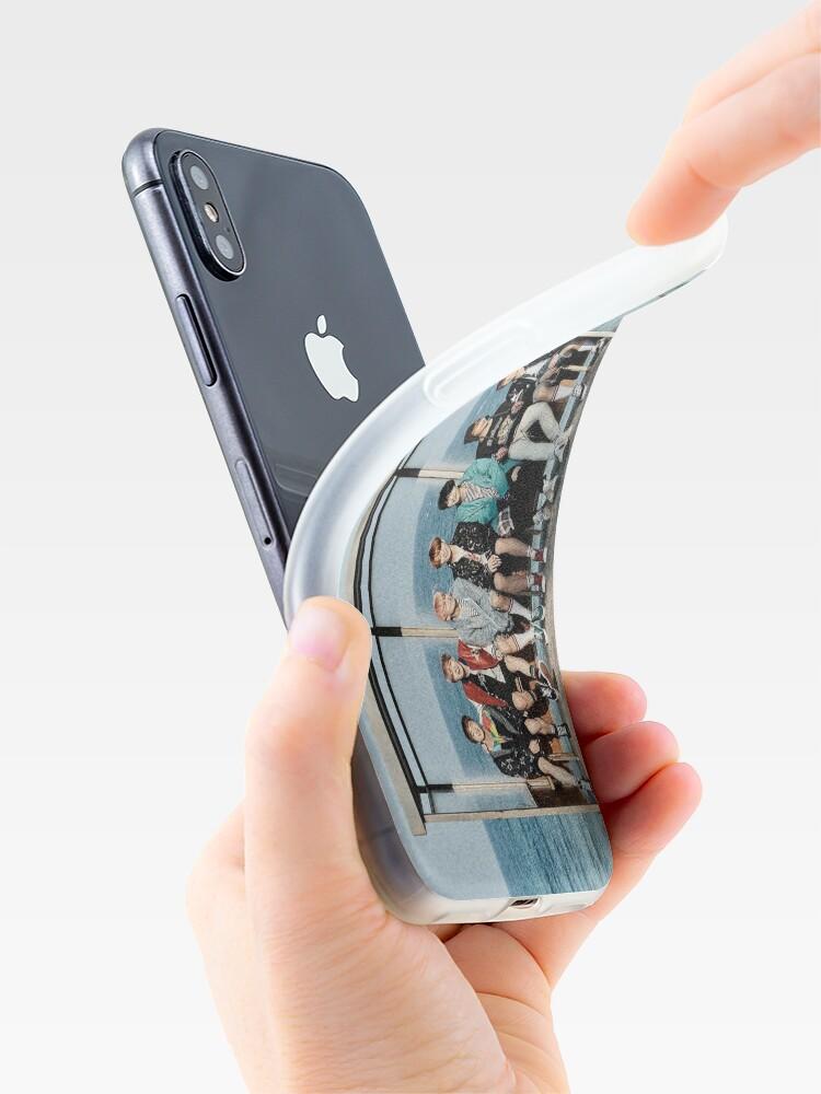 Alternative Ansicht von BTS - YOU NEVER WALK ALONE GROUP #1 iPhone-Hüllen & Cover