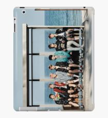 BTS - YOU NEVER WALK ALONE GROUP #1 iPad Case/Skin