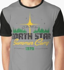 Camp North Star Graphic T-Shirt