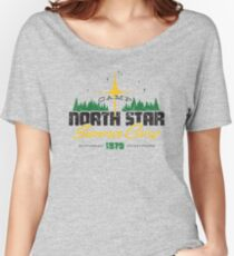 Camp North Star Women's Relaxed Fit T-Shirt
