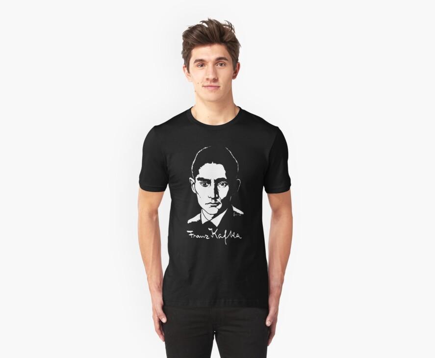 Franz Kafka (Dark) by B.J. West