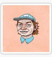 Mac DeMarco Cartoon Sticker