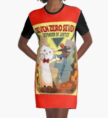 SEVEN ZERO SEVEN Mystic Messenger Collection Graphic T-Shirt Dress