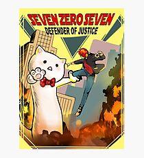 SEVEN SEVEN ZERO-Sammlung Mystic Messenger Fotodruck