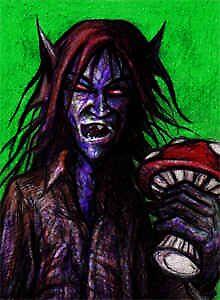 Goblin by GlennPearce