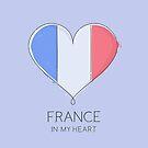 France In My Heart by zoljo