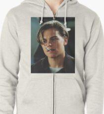 Leonardo DiCaprio Zipped Hoodie