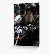 Moto GP Greeting Card