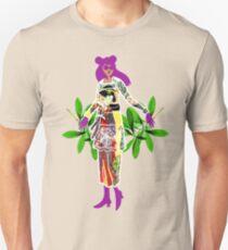 Girl in Utamaro Dress Unisex T-Shirt