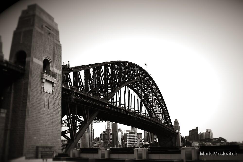 The Bridge by Mark Moskvitch