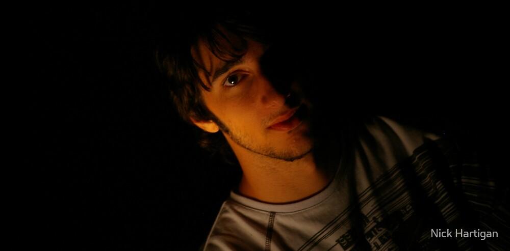 Portrait Kostan by Nick Hartigan