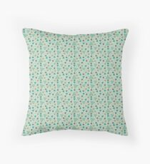 Sophies triangles Throw Pillow