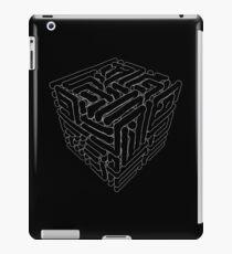 Diffusion Cube iPad Case/Skin