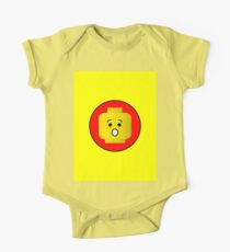 MINIFIG SHOCKED FACE  Kids Clothes