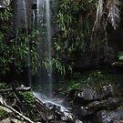 Curtis Falls by Brett Habener