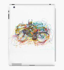 Bulls Biker iPad Case/Skin