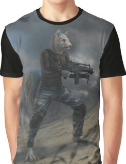 Battle field Graphic T-Shirt